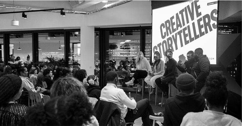 Creative Storytellers
