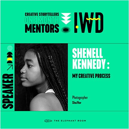 OMM IWD speakers Shenell Kennedy